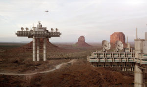 Nico Lands in Monument Valley - CGI by 2Fake